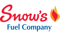 Snow's Fuel Logo