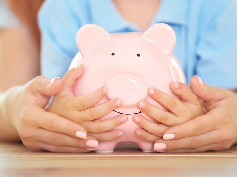 Piggy Bank - Get Financial Savings with Oil Heat