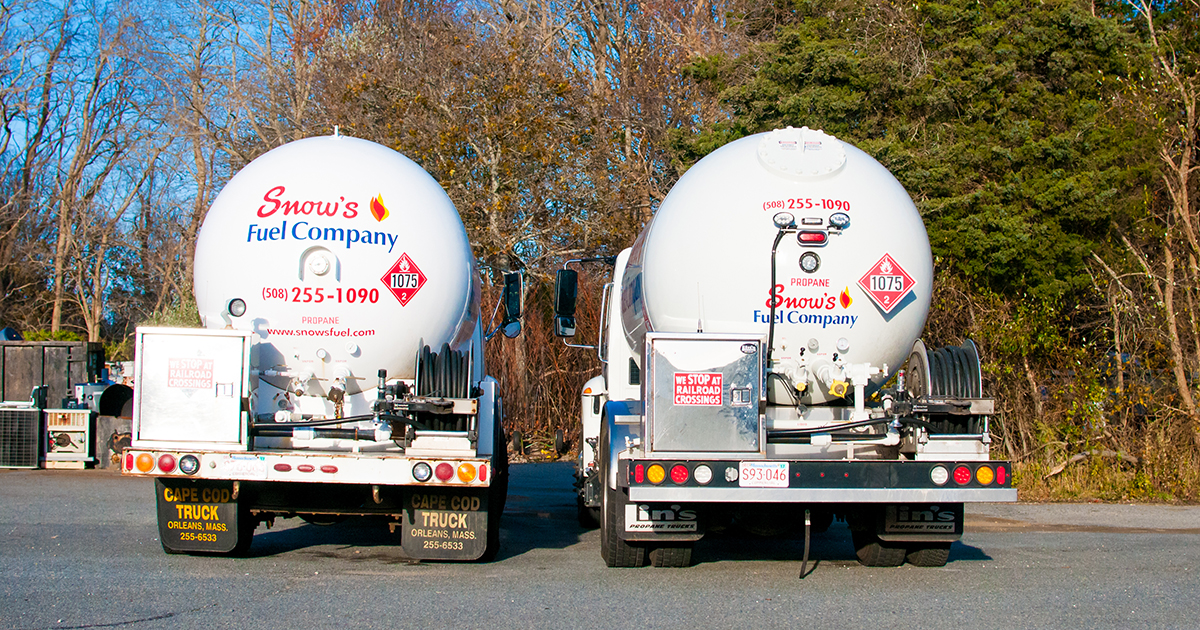 Snow's Reliable Propane Delivery