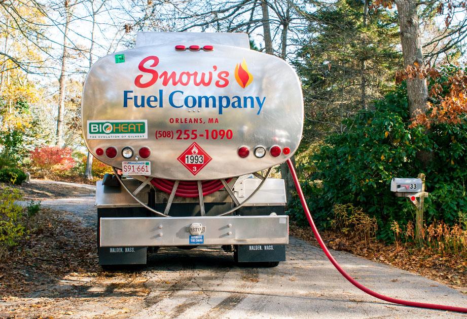 Snow's Seasonal Fuel Delivery
