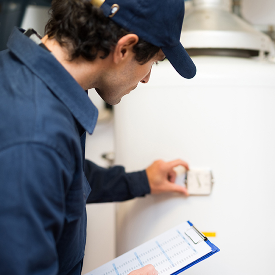 gas or oil boiler maintenance